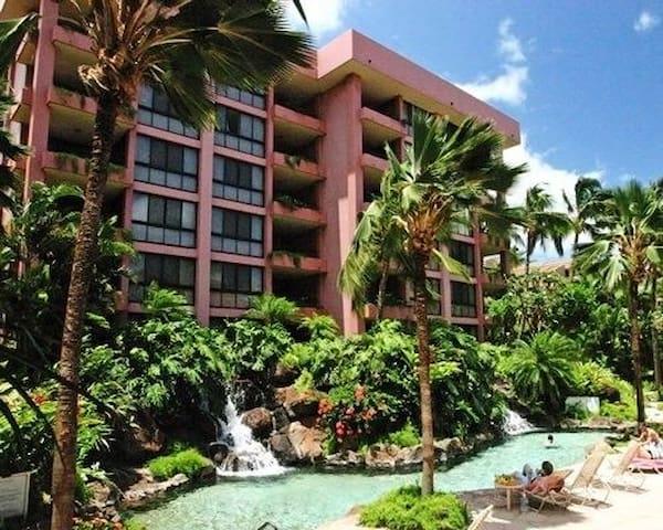 Kahana Falls Resort Maui 2BR Condo