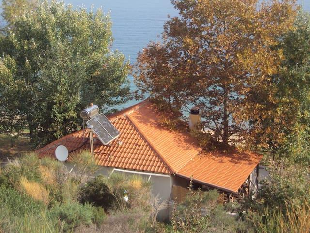 Σπίτι δίπλα στη θάλασσα στην Γαβριάδα Ιερισσού - Ierissos - Rumah