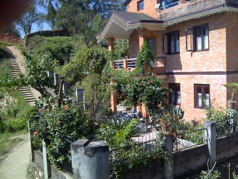 KC's Homestay in Godawari.