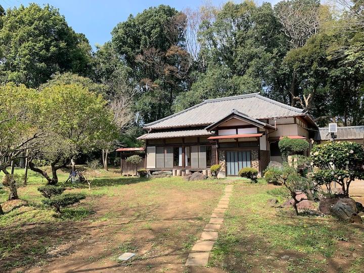 GlampHouse華の森 HANANOMORI