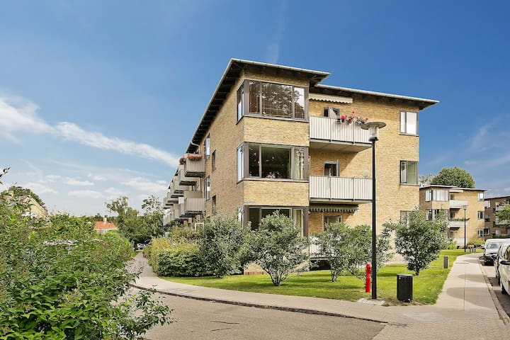 Top located apartment in Hellerup - Hellerup - Apartamento