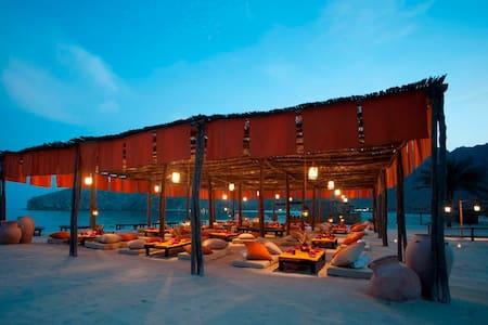 VILLA Romantic Arabian Night