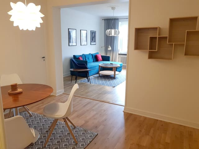 Cosy 2-room apartment in trendy area Möllevången