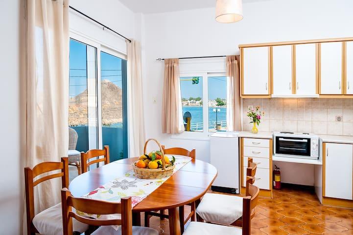 Kalamaki Beach Apartment 1