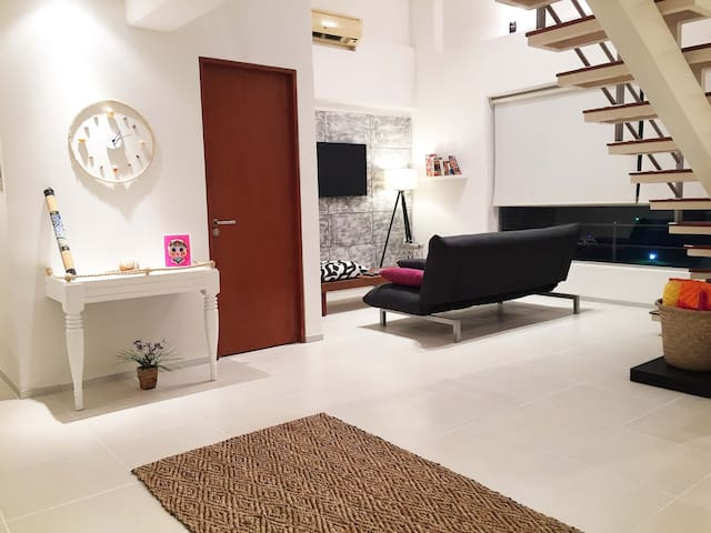 New Loft in the best location close to the beach! - Cancún - Apartment