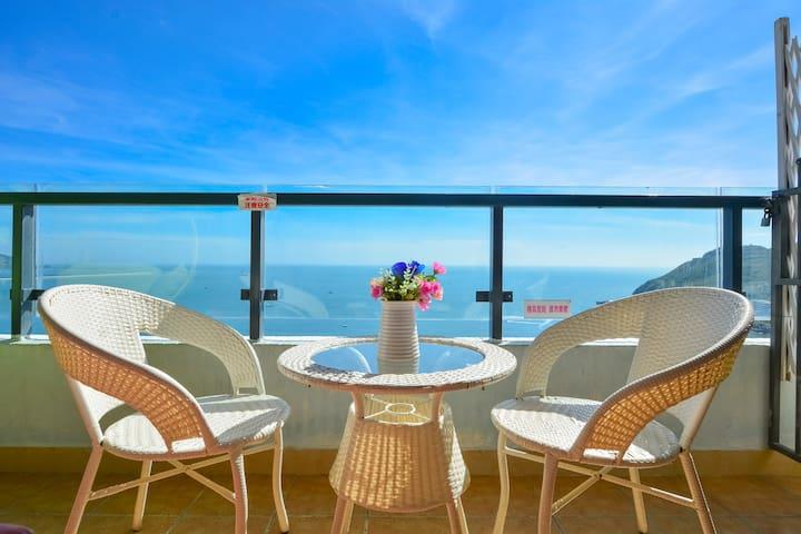 离海边100米32层无敌海景房,连住四天免费接机 - Sanya - Apartment