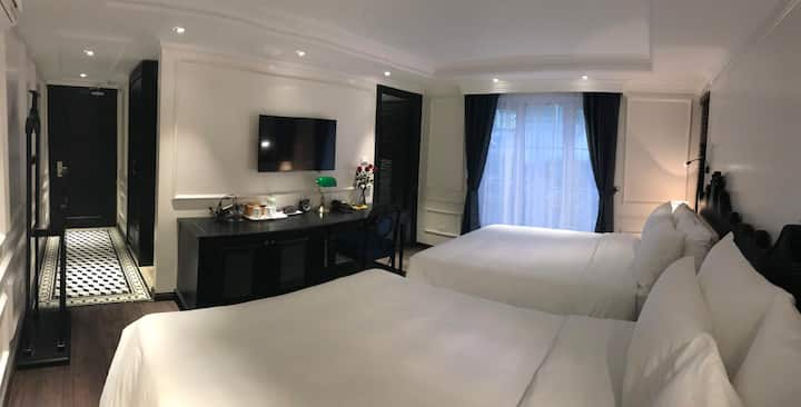 My Boutique Hotel & Spa - Family City view room