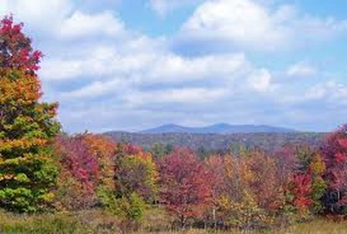 Bethel Woods Area -Beautiful Catskill Mountains