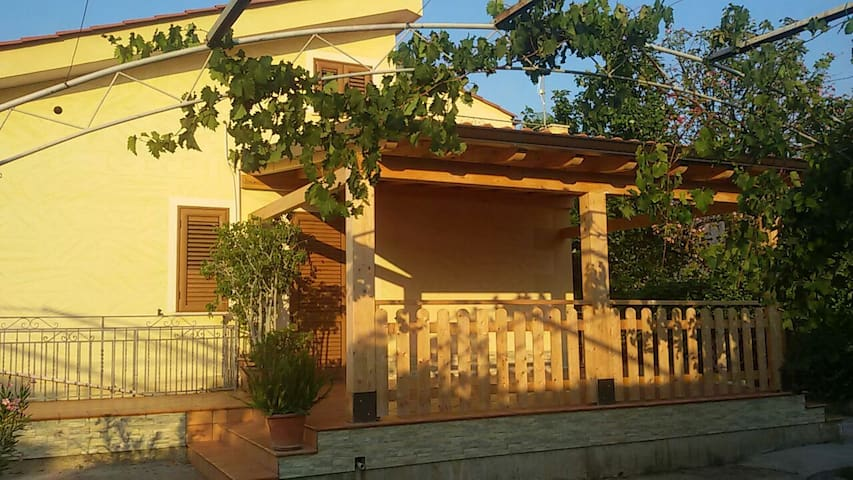 Holiday Home Beach&Nature - Lascari - Villa
