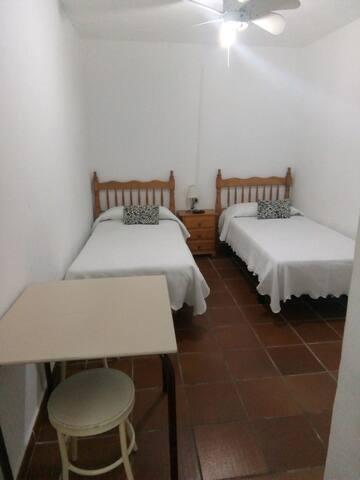 Habitación compartida - 1 cama
