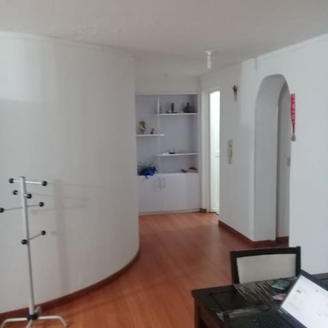 Privated Room, one bed.( Bogota Best Zone)