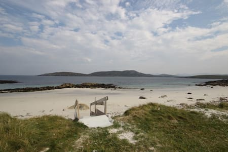 Tranquil Waterfront Home in spectacular setting with stunning south facing views. Has to be one of Ireland's best kept secrets…..situated close to a little fishing village, own private beach on your doorstep.