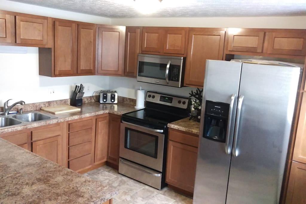 Brand New Kitchen Renovation