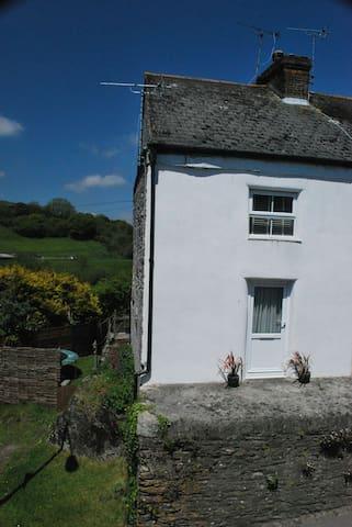 Cozy Cornish cottage with views - Tregony - Dům