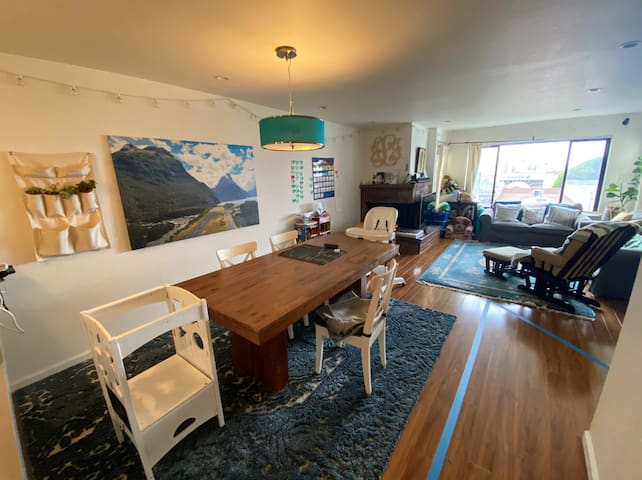 Renovated & spacious 3BR in Heart of the Marina