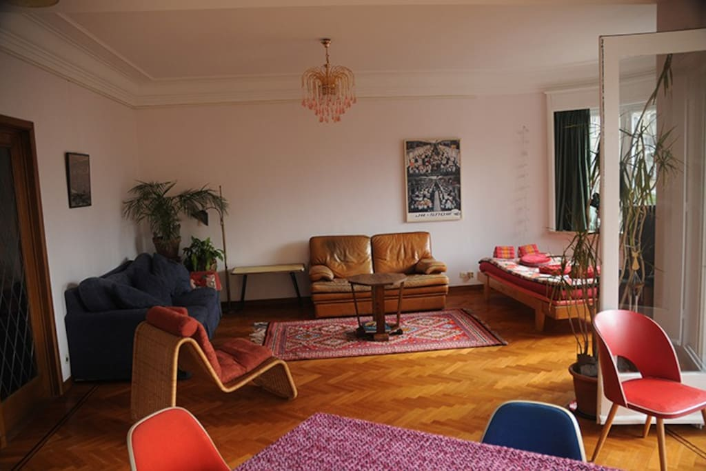 Bed and breakfast forest national chambres d 39 h tes for Chambre d hote bruxelles