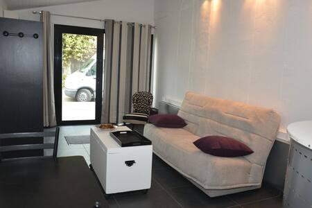 studio 30m2 meublé et indépendant - Saint-Vincent-de-Tyrosse - Wohnung
