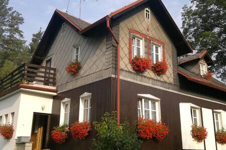 Chalupa Šindelová - Xalet