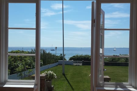 Beautiful beach side villa on Ven - Landskrona NV