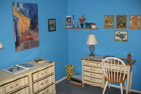 Single room, pvt bath, free wifi, breakfast - เปโอเรีย