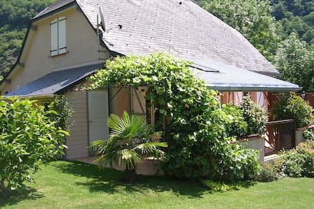 luchon loue gîte a 7 km des pistes - Cier-de-Luchon