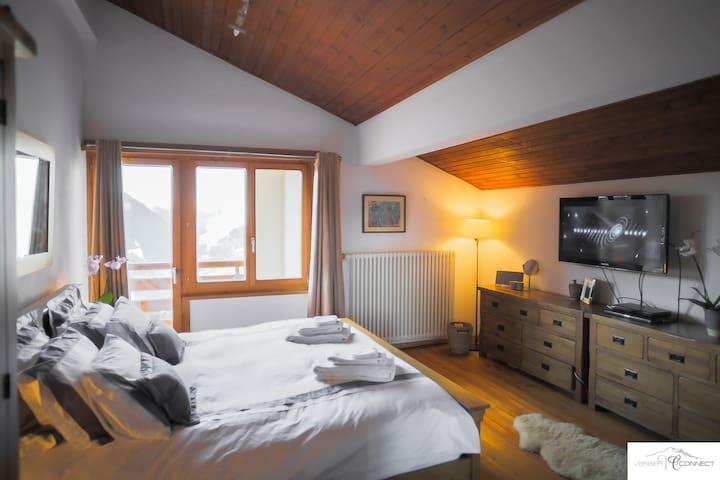 Verbier perfect location appartements louer verbier for Chambre a louer verbier