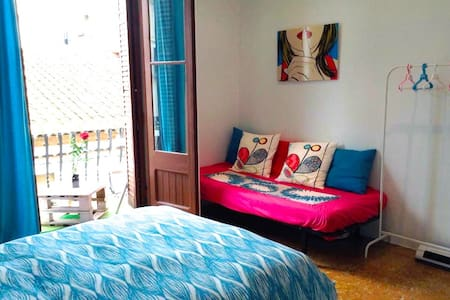 Double room with private balconey - Appartamento