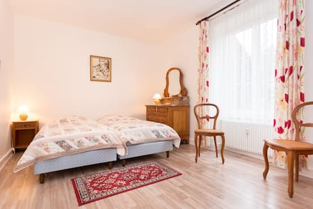 Appartement avec wifi au 1er étage  - Munster - Huoneisto