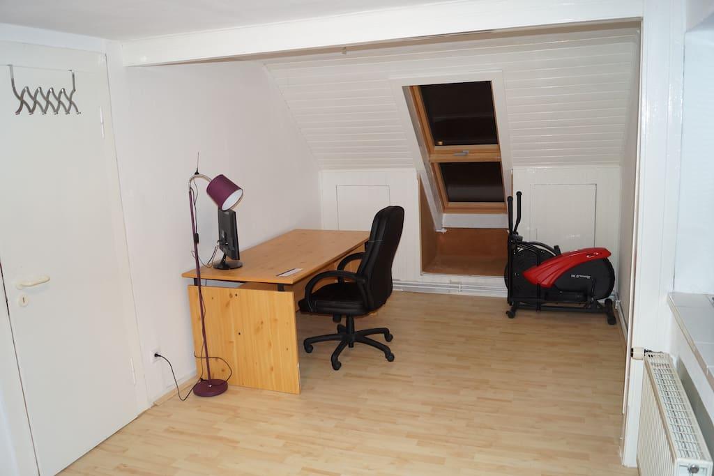 voll m blierte dachgeschoss wohnung wohnungen zur miete in braunschweig niedersachsen. Black Bedroom Furniture Sets. Home Design Ideas