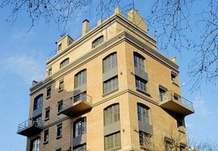 Palermo Soho Penthouse Loft with Large Terrace