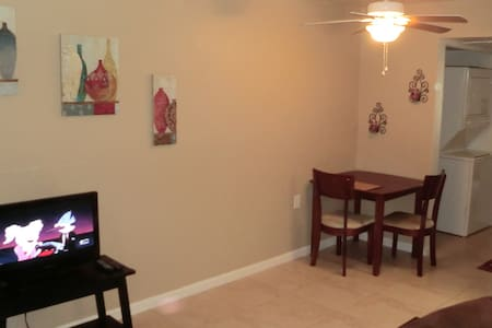 Fabulous Furnished 1 Bedroom Condo - Apartamento