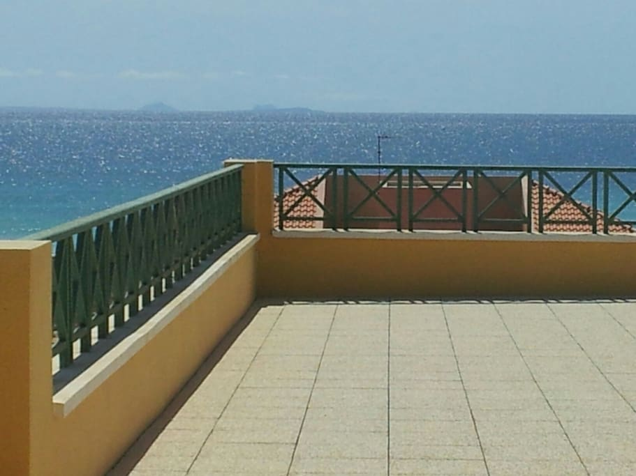 Rooftop terrace: for your perfect holidays in Cape Verde