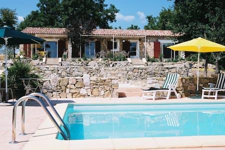 Le Mas de Bel Air II - Pierrerue - House