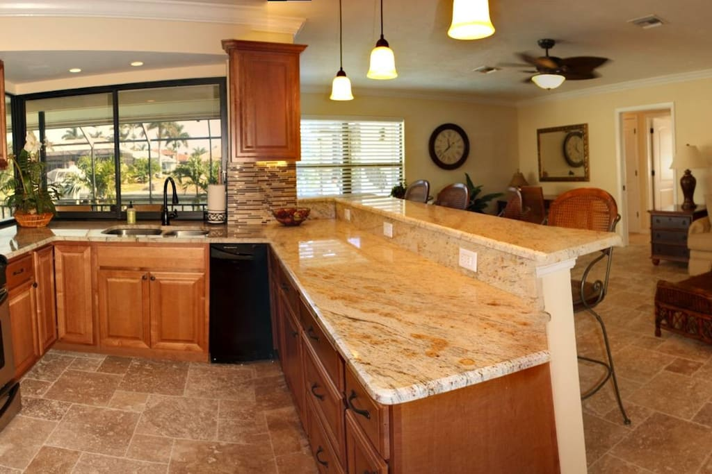 New Gourmet Kitchen