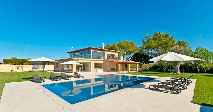Modern finca large pool & gardens - Binissalem - Villa