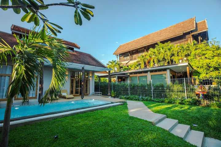NANDAKWANG BOUTIQUE POOL VILLA