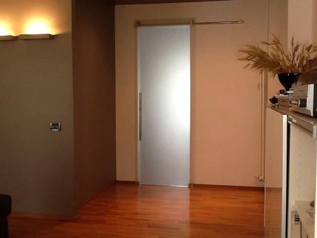 GENOA/MILAN at 45min.,WIFI, A/C,PKG - Alessandria - Apartment