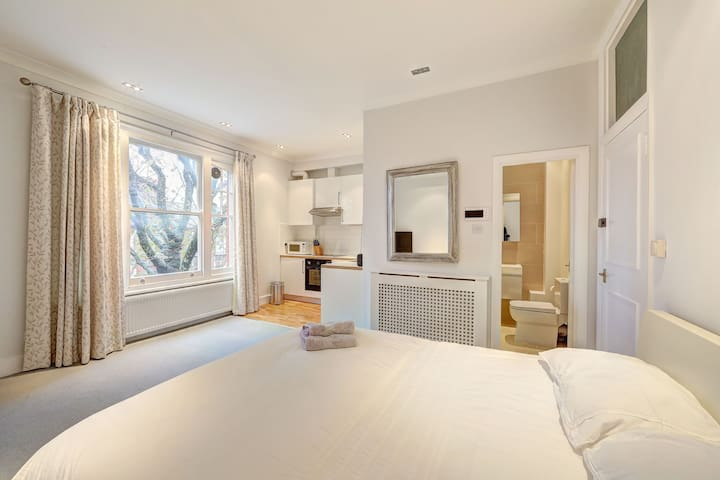 A newly designed studio apartment - Londen - Appartement
