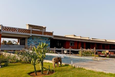 La Maison Bleue - Lomé, Togo