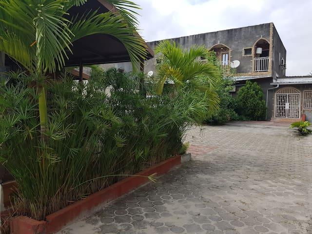 villa des jardins bel air