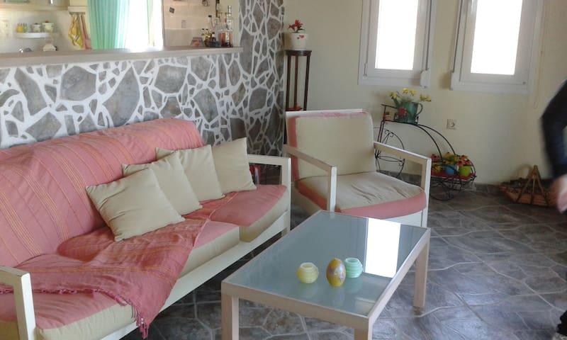 Μονώροφη κατοικία - Mitilini - House
