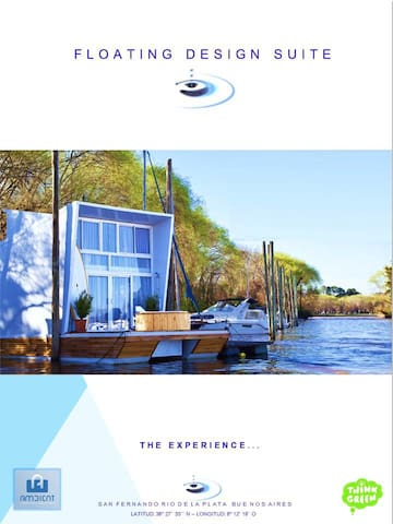 FLOATING DESIGN SUITE - HOUSEBOAT - San Fernando - Casa