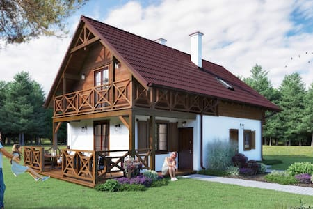 Warmia Resort - Komfortowa Villa Suite