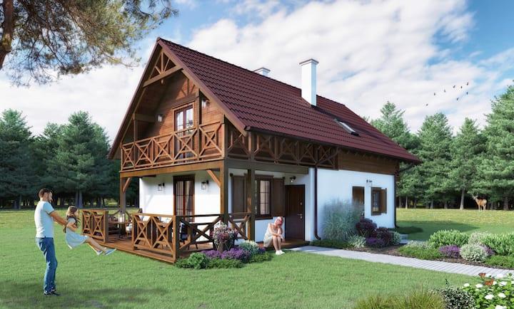 Warmia Resort - Komfortowa Villa Suite