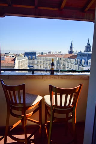 City Center Compact  Amazing View Apartment - Sofia - Appartement
