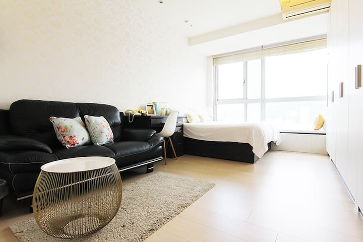Service Apartment-pool/gym/Taipei 101~Monthly rent