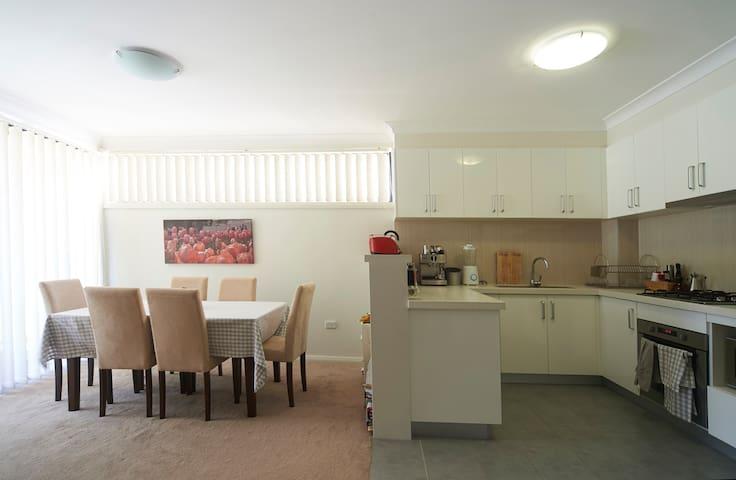 Modern Western Sydney home - Granville - Casa