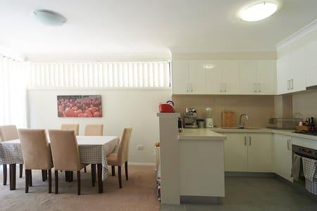 Modern Western Sydney home - Granville - Ev