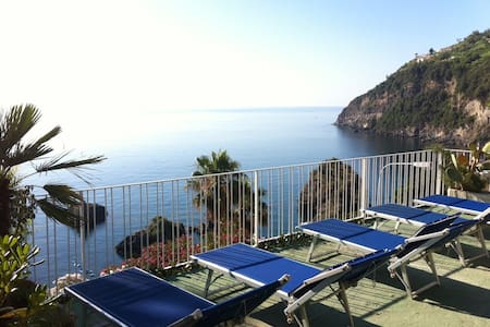 Ischia B&B close the sea  with pool - Ischia - Bed & Breakfast