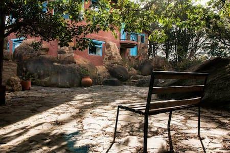 Maloka ELGUAMO, Villa de Leyva - Villa De Leiva - 小木屋